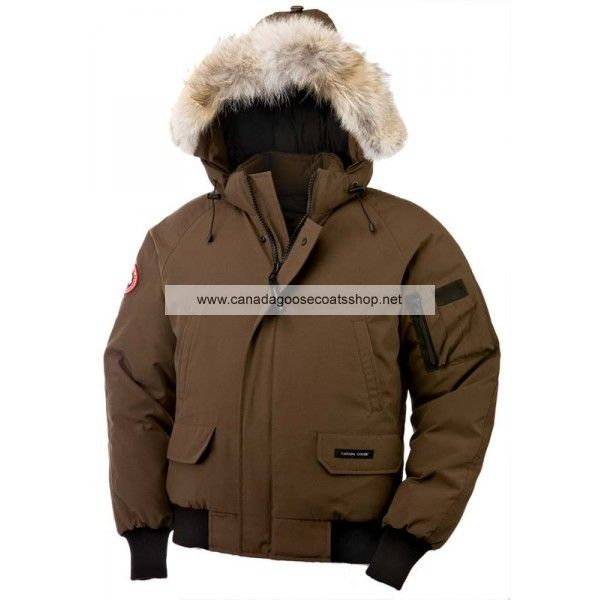 canada goose chilliwack bomber coffee men's