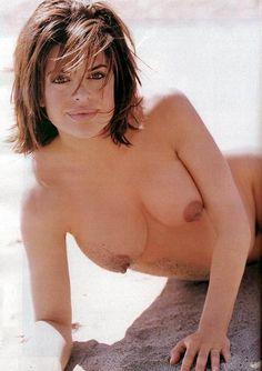 lisa rinna fakes naked