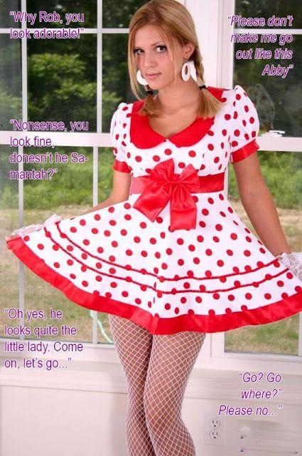 Petticoat Punishment Dresses