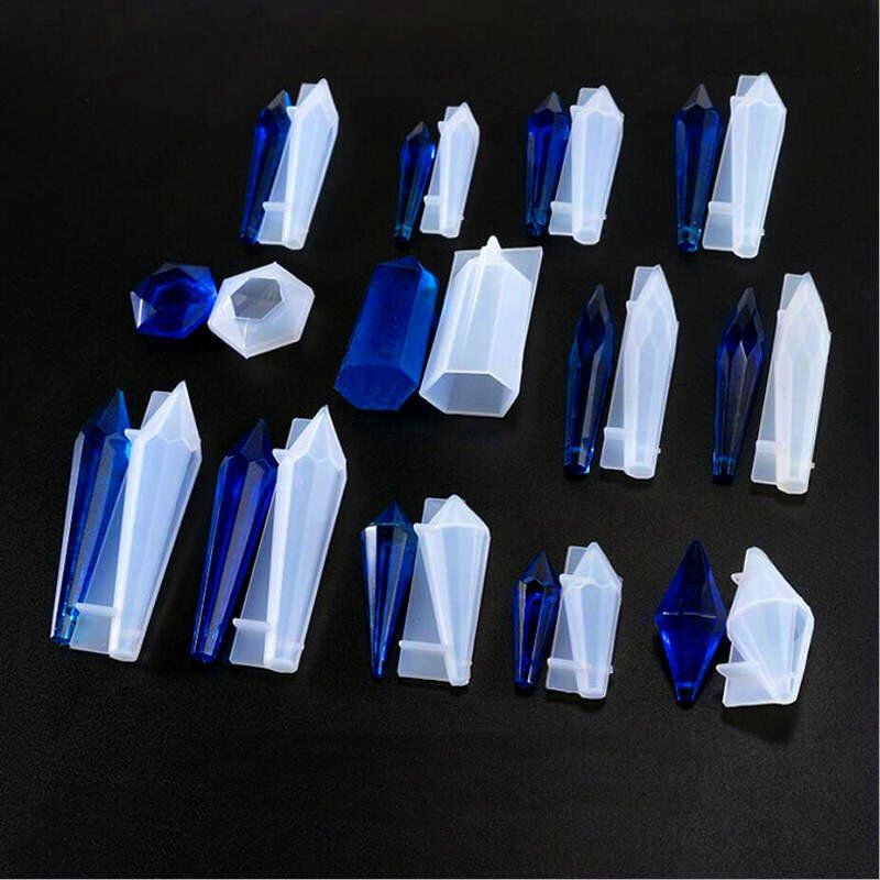 Silicone Resin Mold Tool for DIY Dried Flower Crystal Mould Handmade Crafts