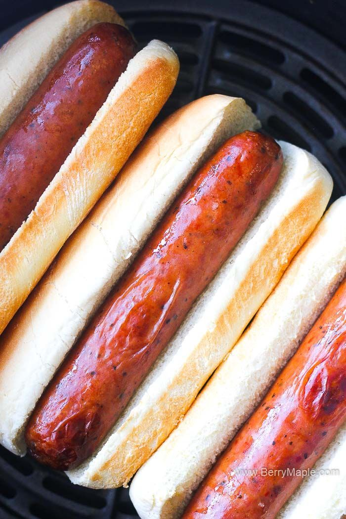 The best fryer hot dogs with video Berry amp Maple in 2020