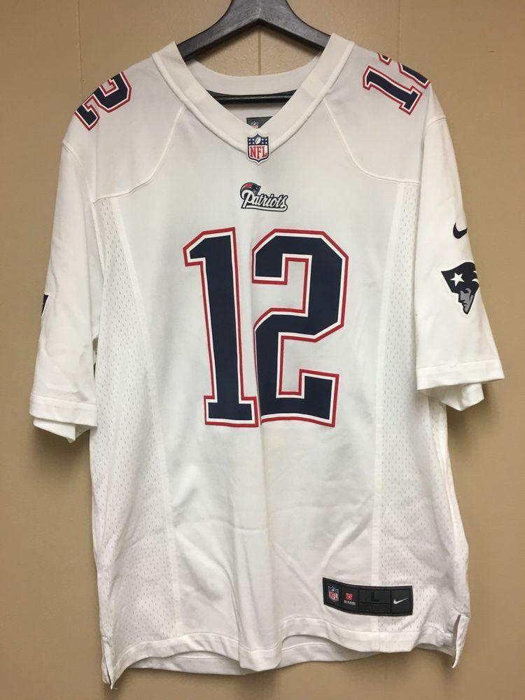 Nike NFL New England Patriots Tom Brady Jersey   eBay   Tom brady ...