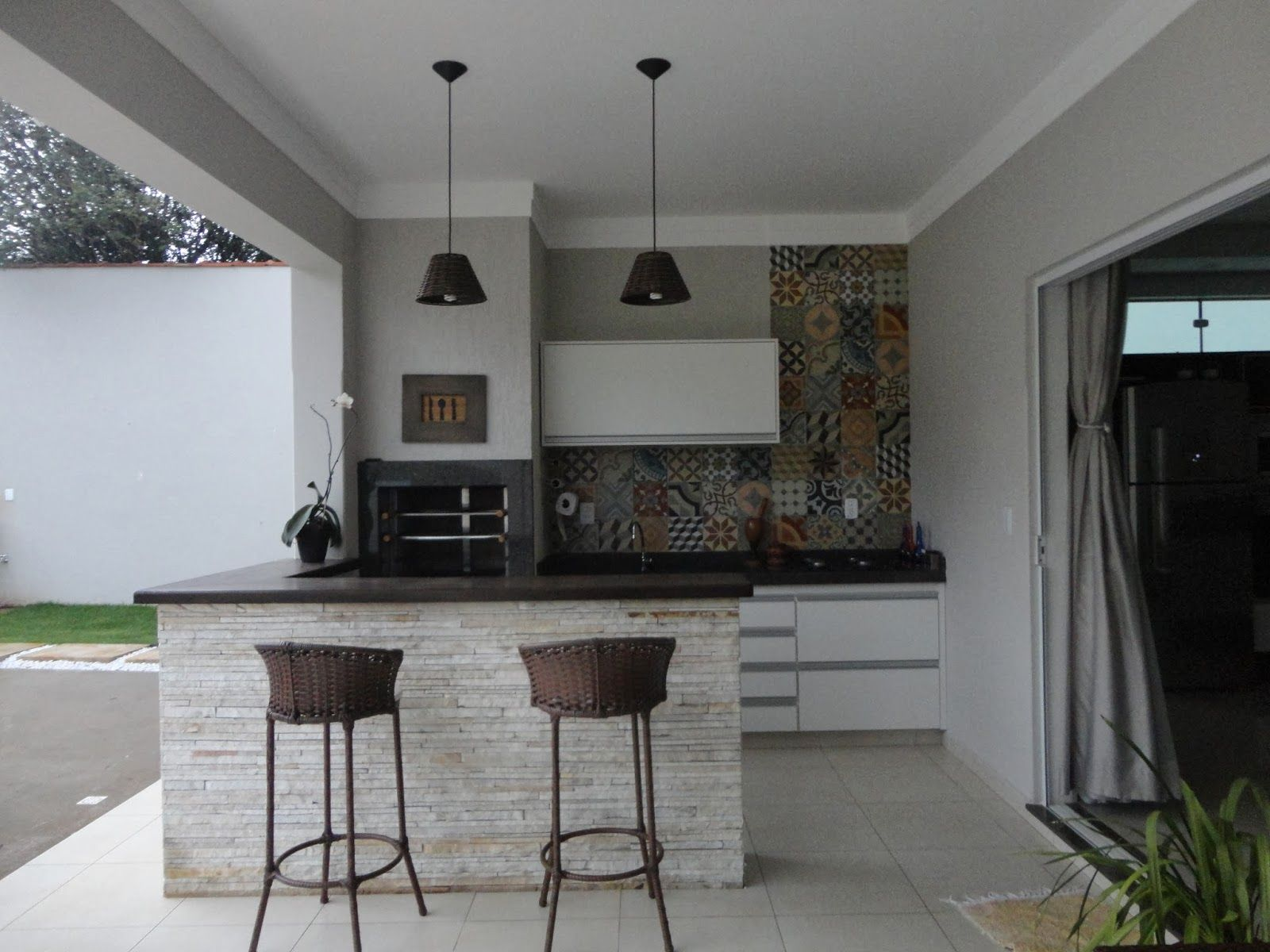 Nossa Casa Nosso Sonho Casa Pinterest Gourmet Patios And House