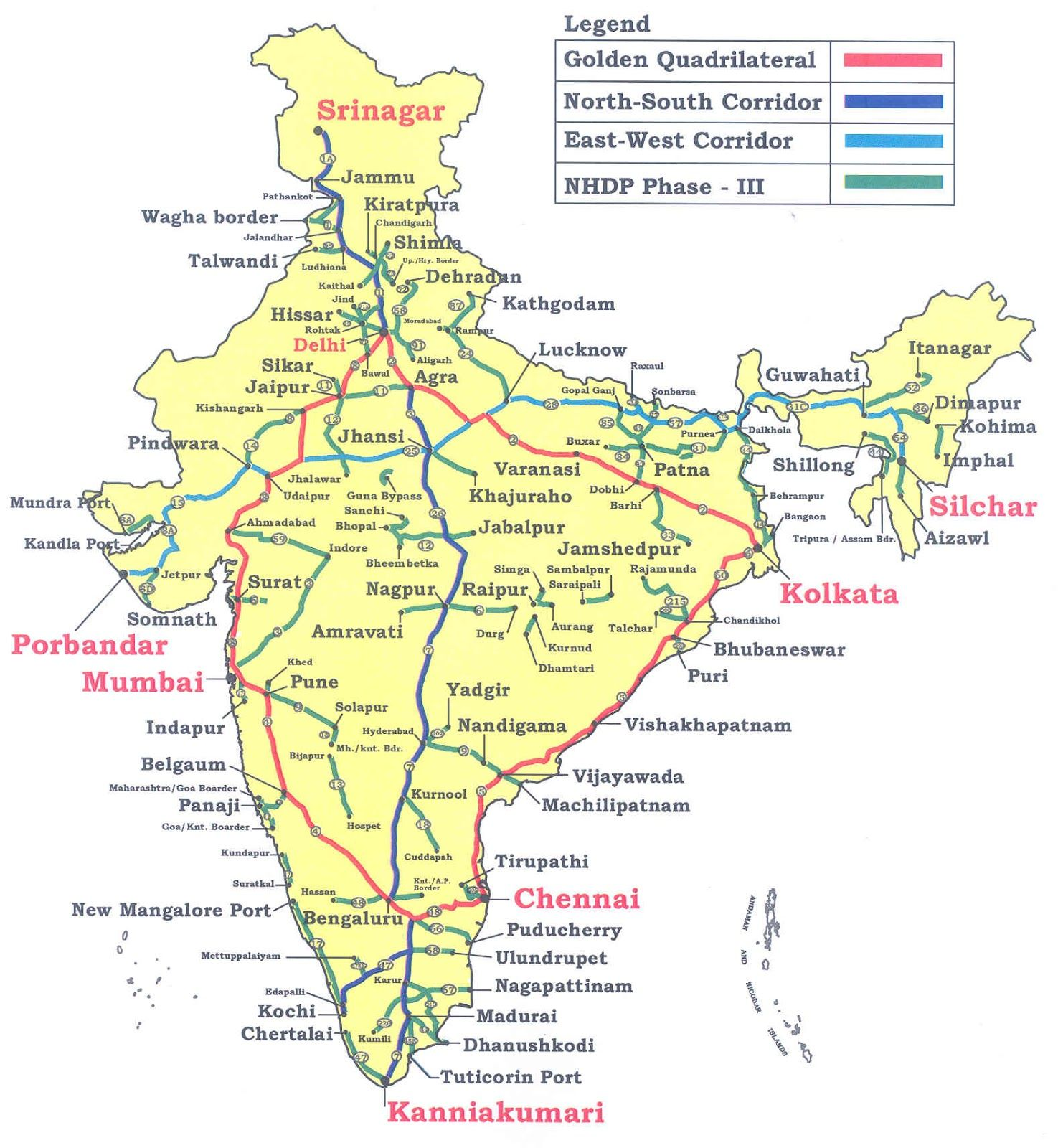 Image Result For Map Biosphere Reserves And Rivers In India - Ap rivers map