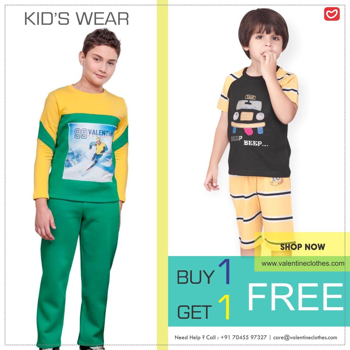 Where it is better to buy kidswear on sale 69