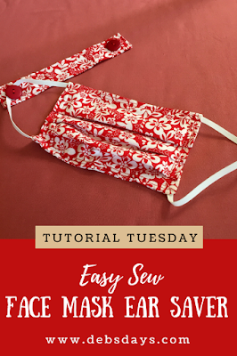 Photo of How to Sew Face Mask Ear Savers – Tutorial Tuesday