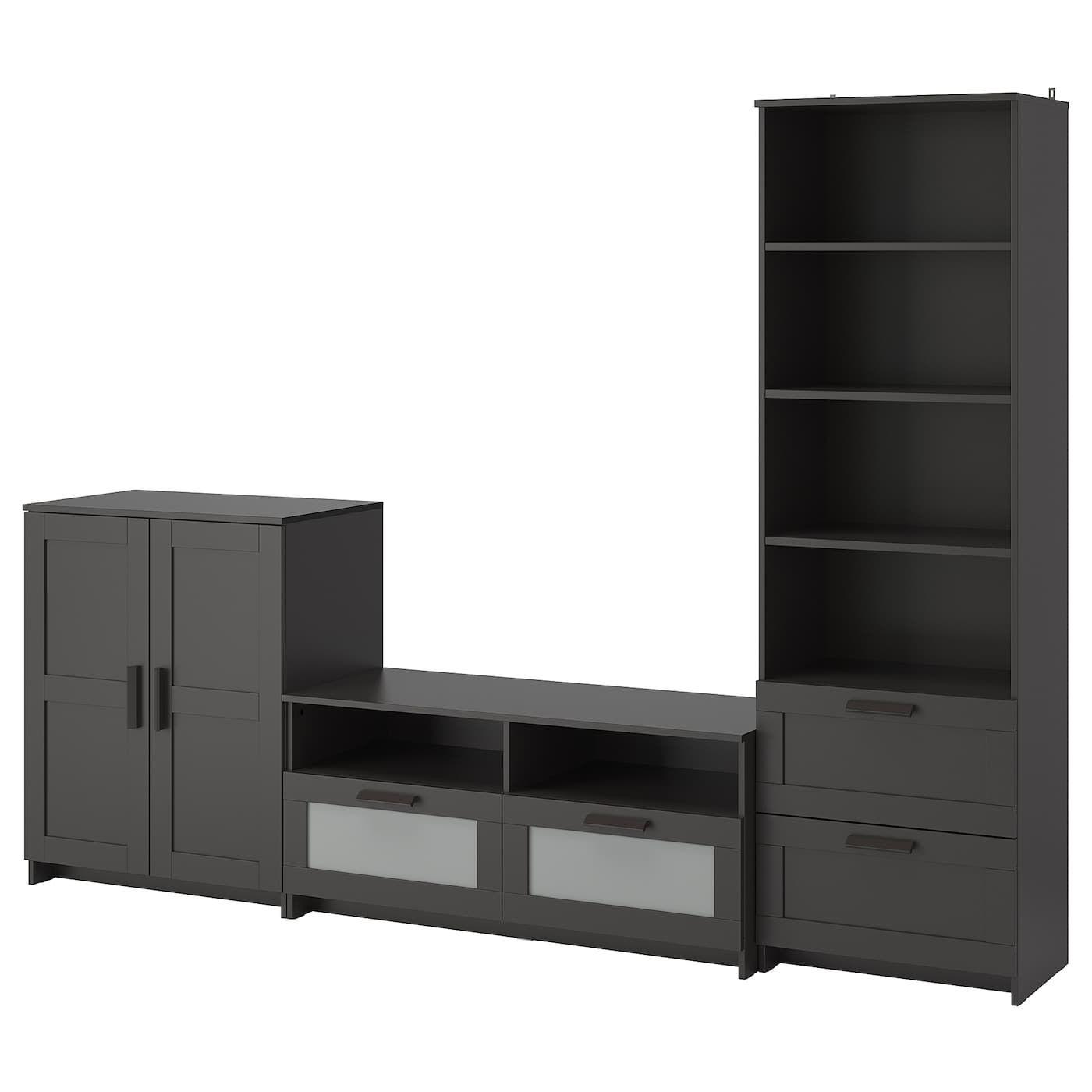Brimnes Tv Mobel Kombination Schwarz Tv Mobel Ikea Tv Mobel