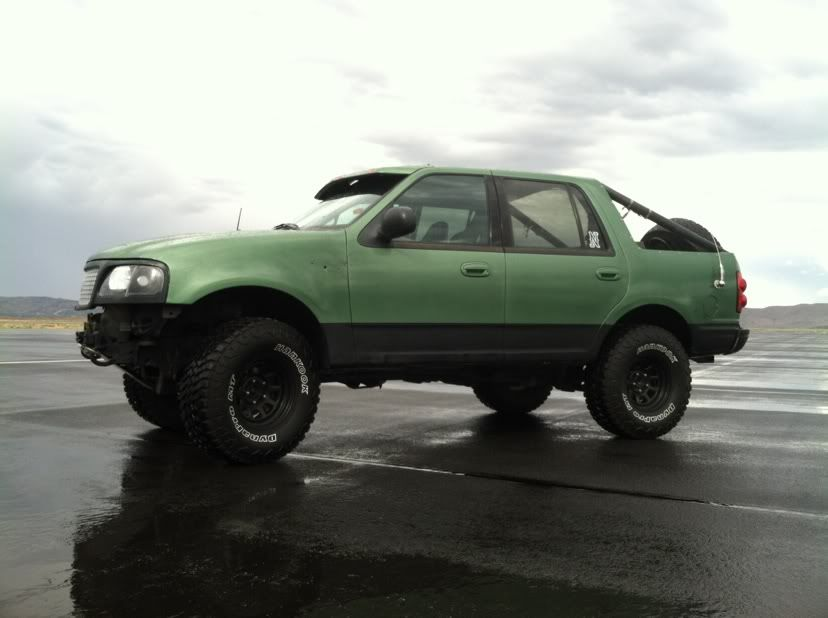 Ford Expedition Xlt Off Road Rig
