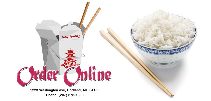 China Taste Portland Me 04103 Menu Chinese Online Food Delivery Catering In Portland Online Food Catering Food Delivery