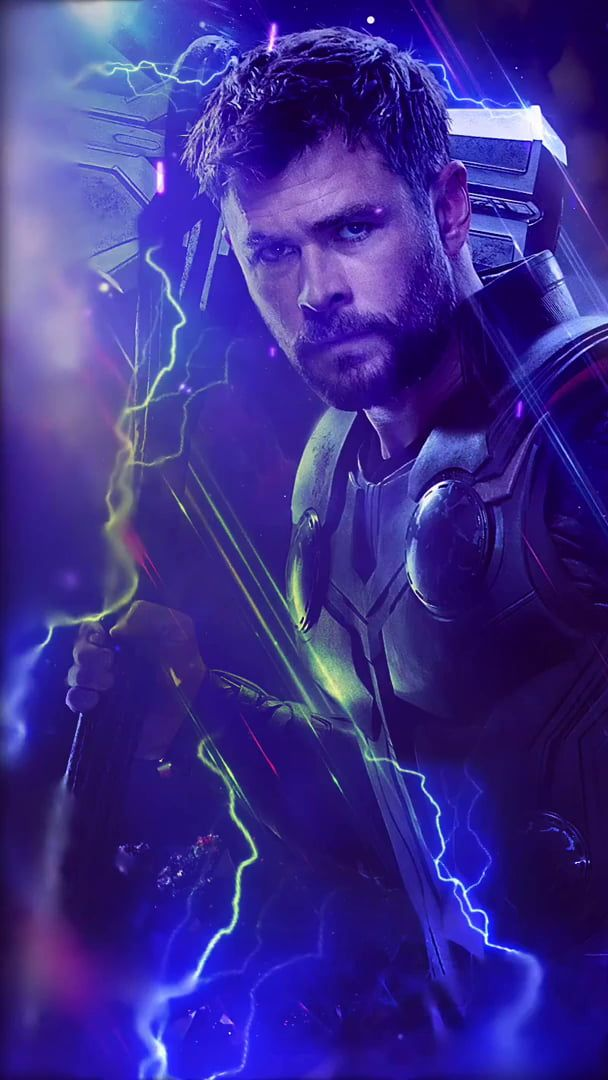 Thor: God of Thunder by Sherilynn Gould