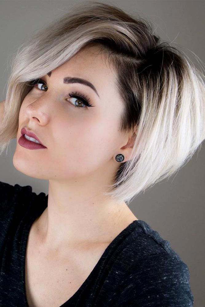 Voluminous Short Hairstyles For Christmas Shorthairstyles Christmashairstyles Hairstyles Bobhairstyles Short Hair Styles Hair Styles Short Hair With Layers