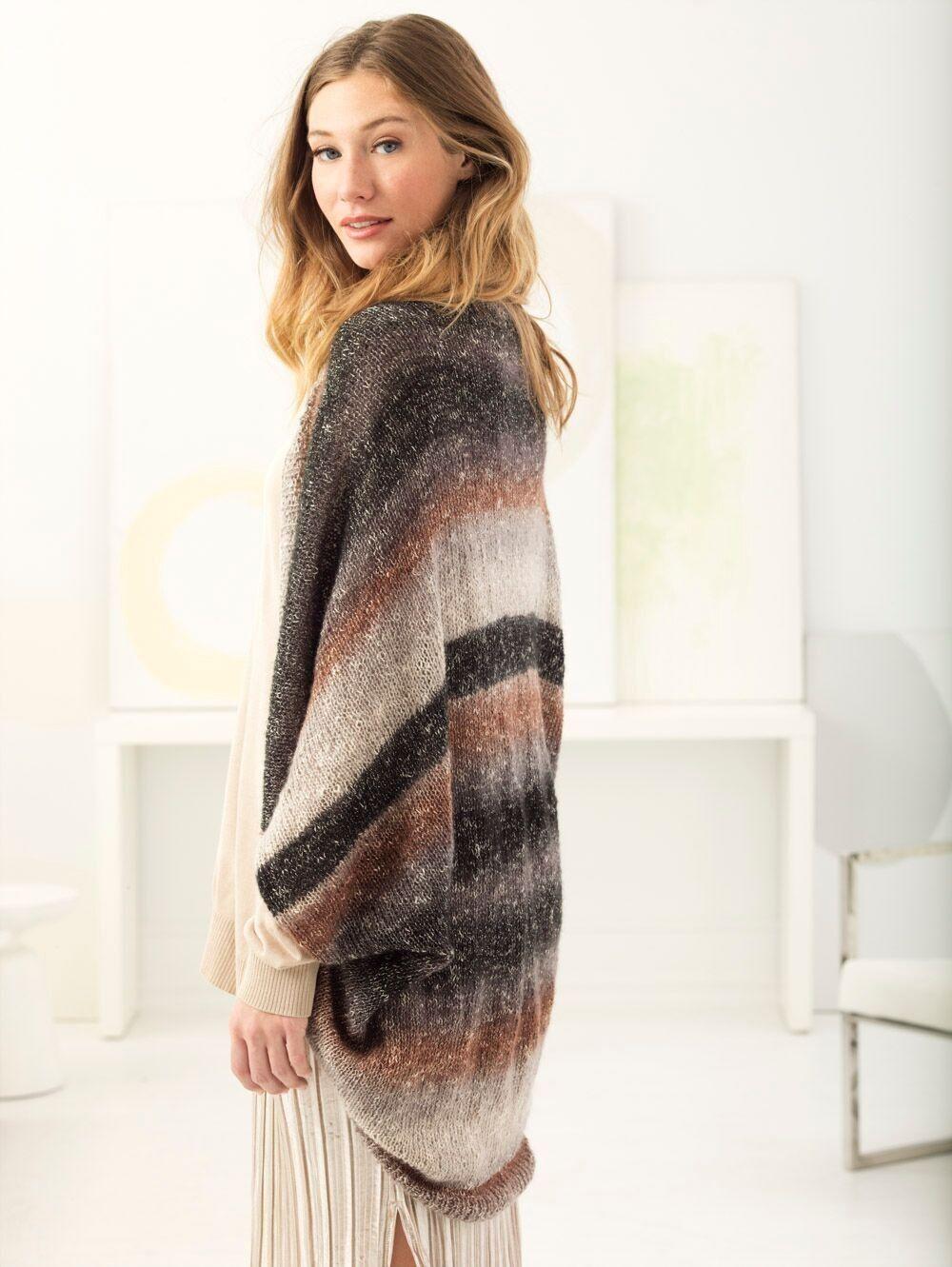 8 Neutral Knits To Make This Spring | Yarns, Shrug knitting pattern ...