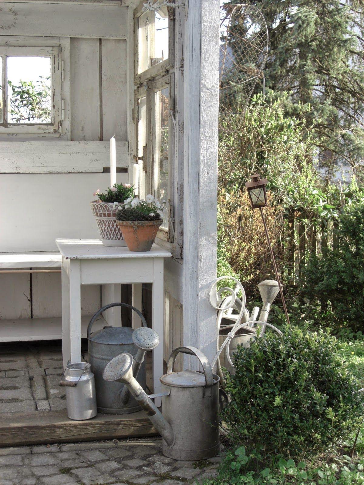 Fruhlingserwachen Garten Wohnen Und Garten Gartenhaus