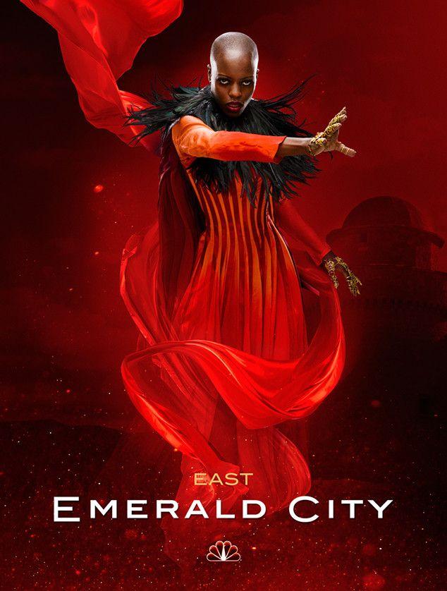 joely richardson emerald city | Los protagonistas del 'Emerald City' de Tarsem Singh se presentan en ...