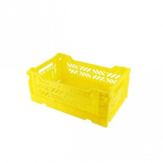 Mini Cagette Blanche Empilable Et Pliable Rangement Cuisine Cagette Rangement Cuisine Rangement