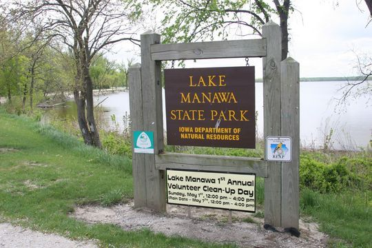 Lake Manawa State Park is one of the most popular outdoor recreation facilities in the Omaha/Council Bluffs metropolitan area.  The park's 1,529 acres encompass a beautiful 753 acre natural lake.