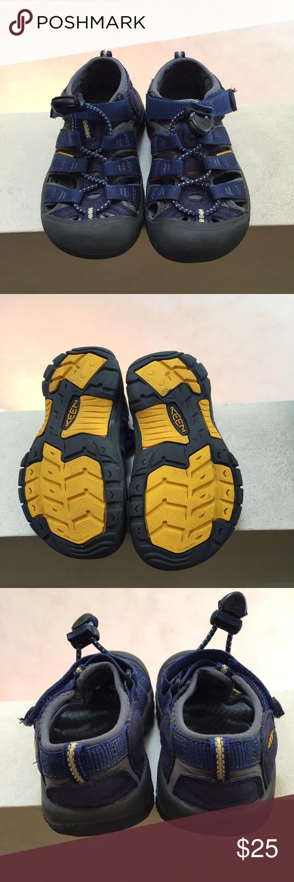Keen waterproof sandals - toddler size 10 Keen waterproof sandals in perfect condition. Toddler size 10. Keen Shoes Sandals & Flip Flops