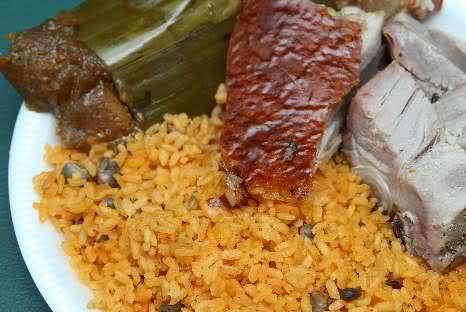 Images Of Puerto Rico Comida Arroz Con Gandules