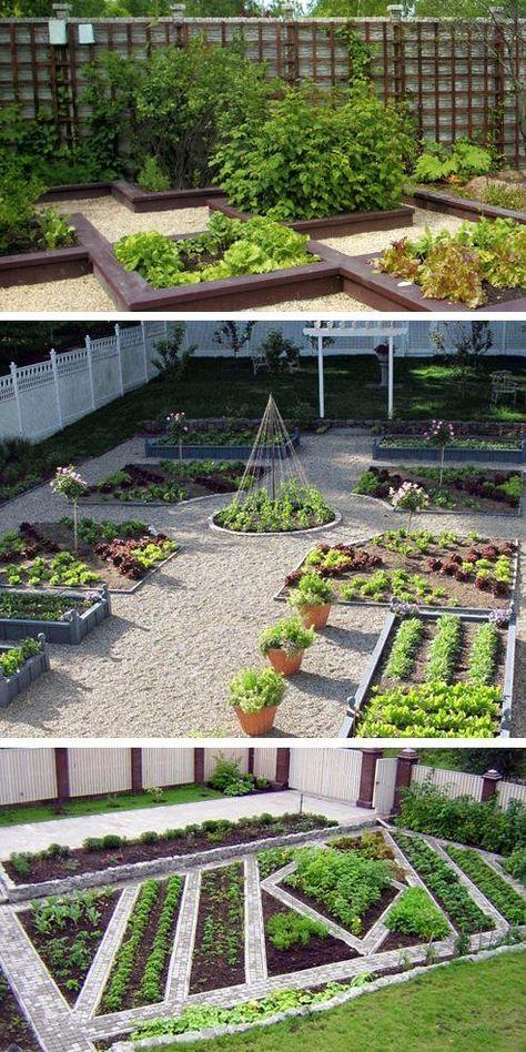 Для чего нужен декоративный огород: 10 причин создать его на даче ...
