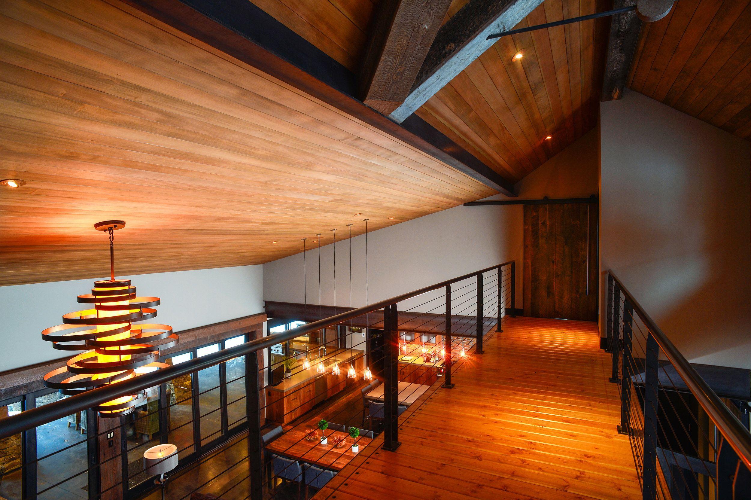 Catwalk view light & ceiling.jpg | Interior design firms ...