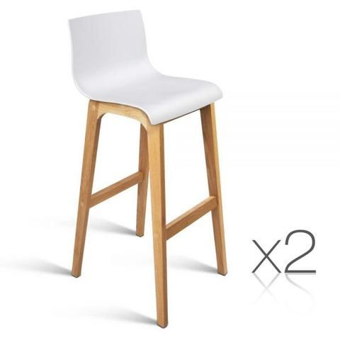 Wooden Bar Stools For You Yonohomedesign Com In 2020 High Back