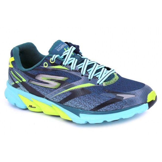 Skechers Go Run 4 53995 NVLM zapatillas deportivas para hombre ligeras y  cómodas. Están fabricadas f273ef3b586