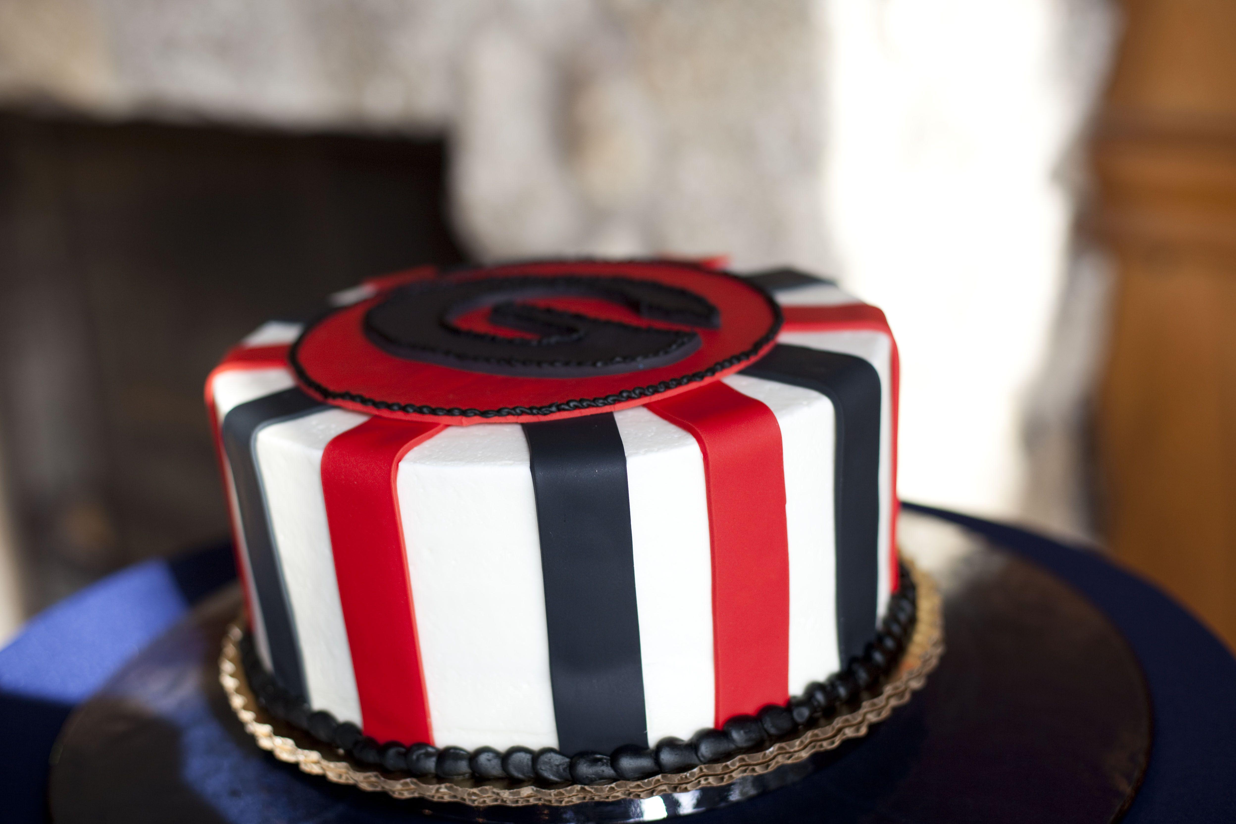 Cake Decorations Bulldog Edible Georgia