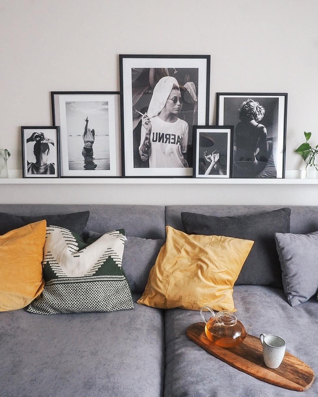 Bilderleiste Wohnzimmer
