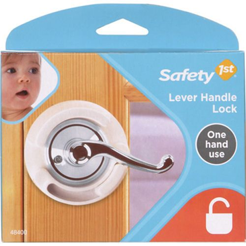 7 95 Safety 1st French Door Lever Handle Baby Proof
