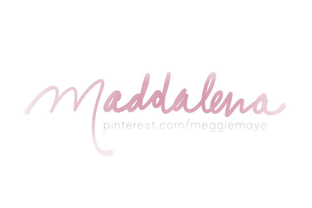 Baby girl's name Maddalena. Italian form of Madeline and ...
