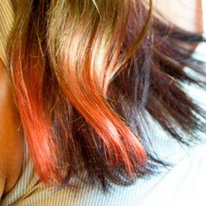 Dye Your Hair with Kool-Aid