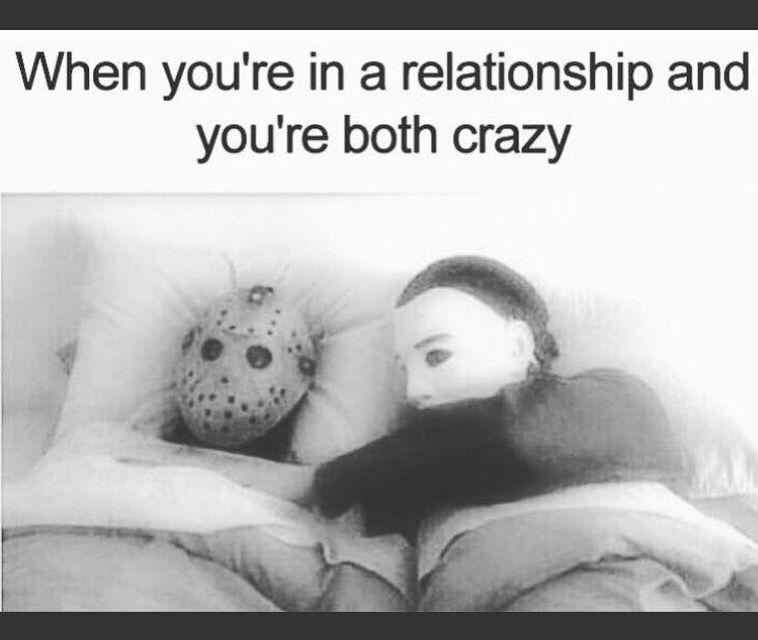Rotfl Horror Movies Funny Romantic Memes Funny Relationship Memes