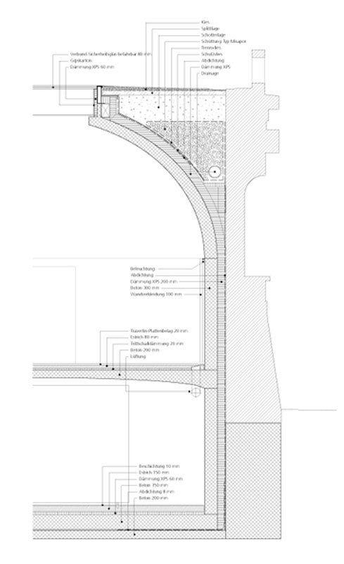 durisch + nolli   ristrutturazione di villa maraini