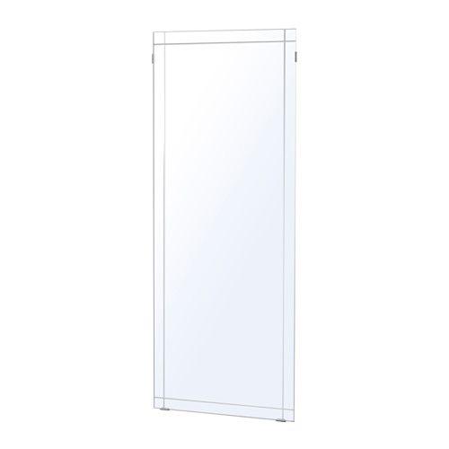 EIDSÅ Peili IKEA Voidaan ripustaa vaaka- tai pystysuoraan tilan ja tarpeen mukaan. Kokovartalopeili.