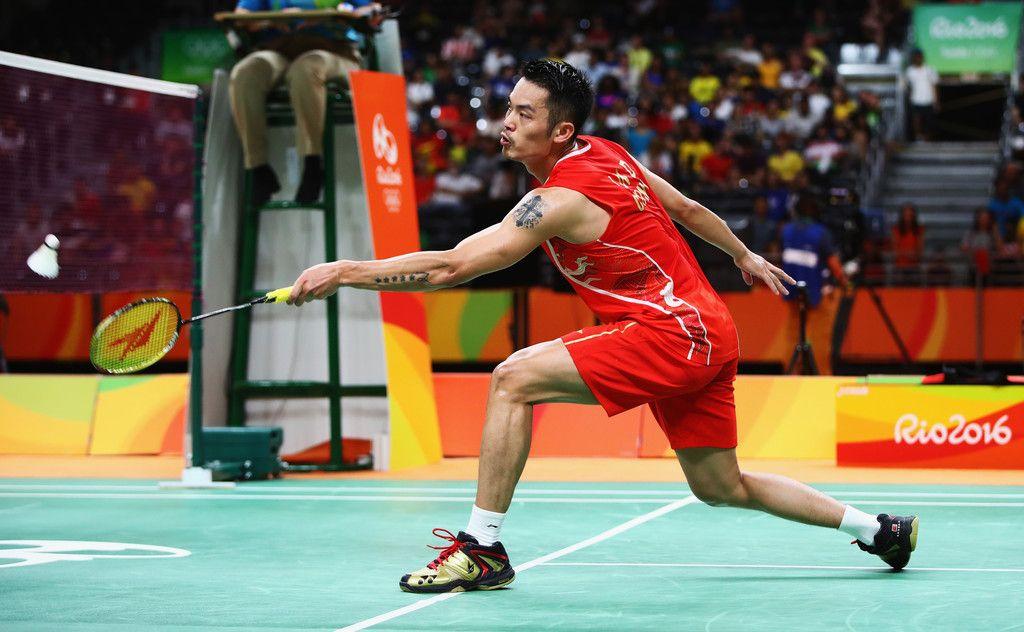 Dan Lin Photos Photos Badminton Olympics Day 14 Badminton Photos Rio Olympics 2016 Olympics