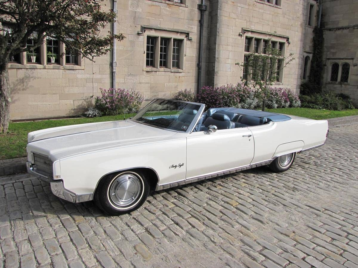 1969 Oldsmobile 98 Convertible Maintenance of old vehicles: the ...