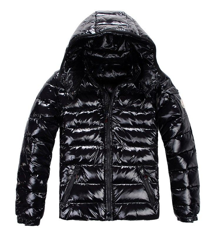 Buy Moncler Bady Men Down Jackets Black Free Shipping - $194.65 Buy cheap Moncler  Coat by