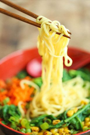 Clean-Out-The-Fridge Miso Ramen | 21 Colorful Meals To Get You Excited To Eat Healthy