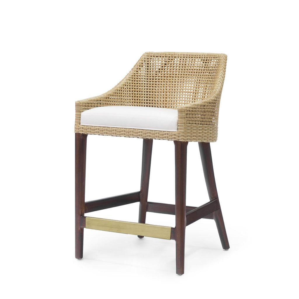 Vincent Honey Rattan Counter Stool Shop Counter Stools Dear Keaton In 2020 Rattan Counter Stools Kitchen Bar Stools Counter Stools
