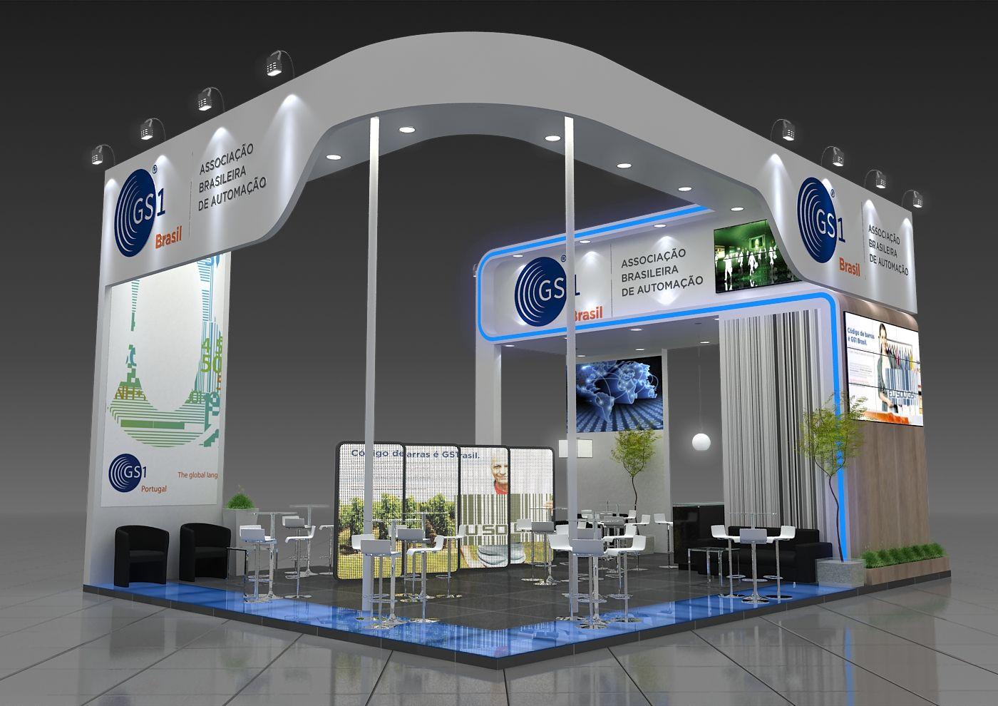 Expo Stands Ideas : Exclusive design trabalhos com maquete eletrônica