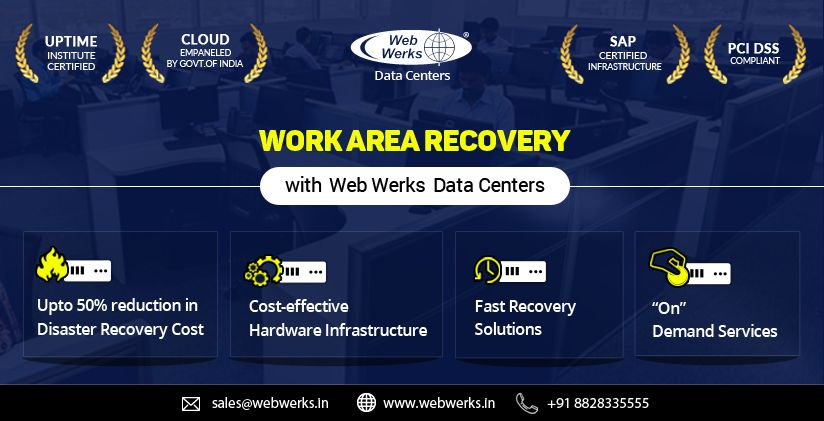 Implement An Alternate Work Site Solutions With Web Werks Data