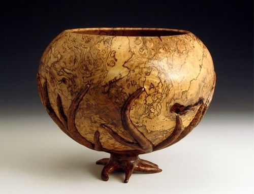 Alan W Hollar Woodworking Pinterest Gourds Wood
