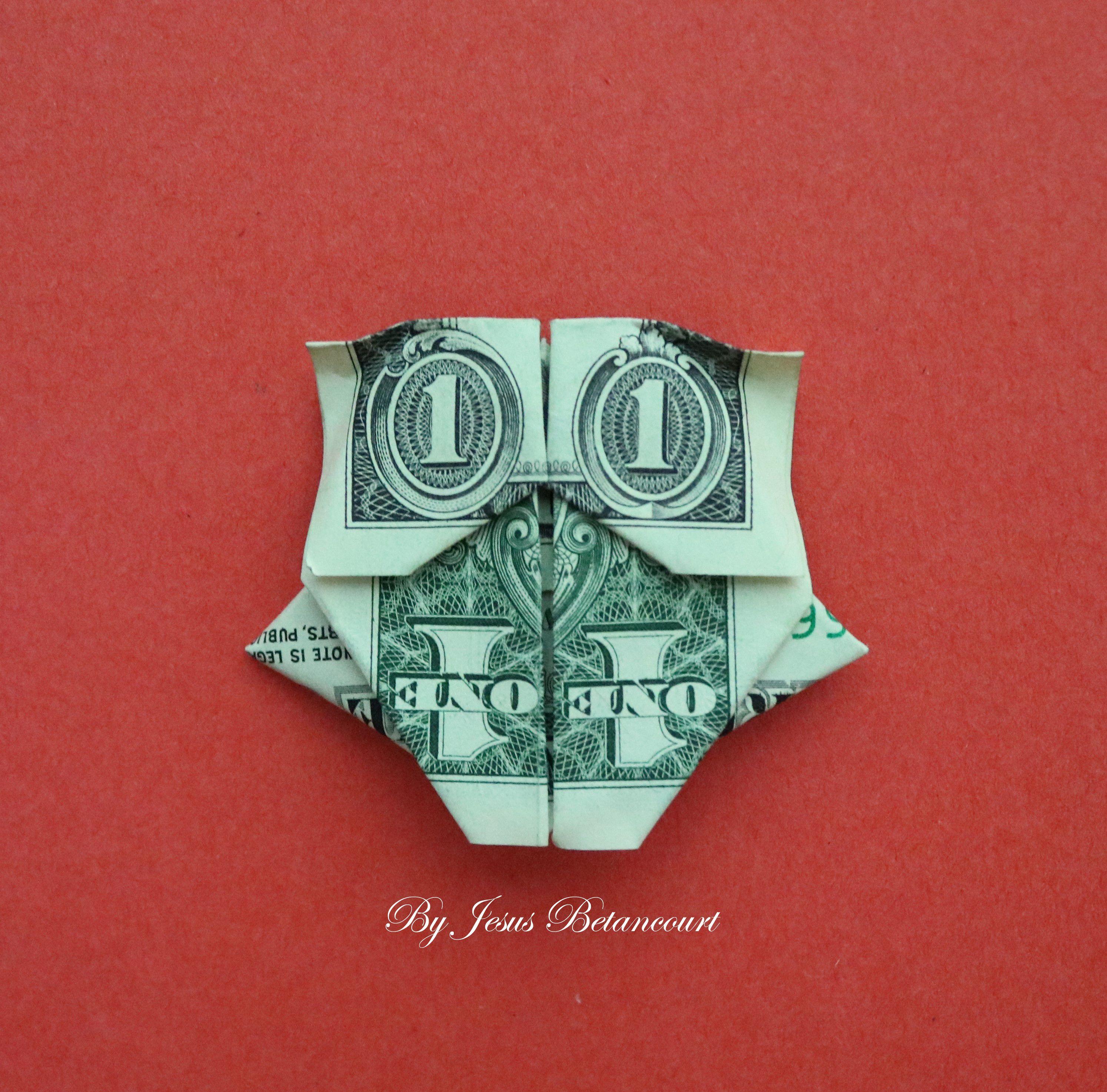 Dollar Origami Owl Dollarorigami Origami Money Origami Dollar Origami