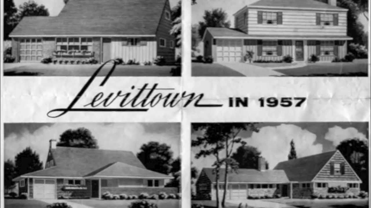 The American Dream Deferred The Myers Family In Levittown Pa Mov