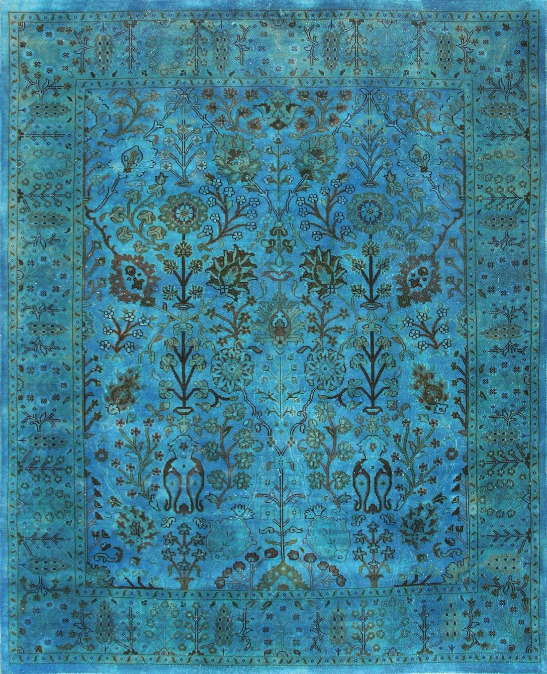 Persischer Teppich Blau Overdyed Rugs Sale Home Overdyed Rugs Rugsville