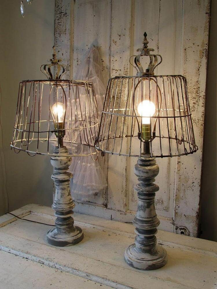 36 Creative Reused Spindle Ideas That Are Cheap And Stylish