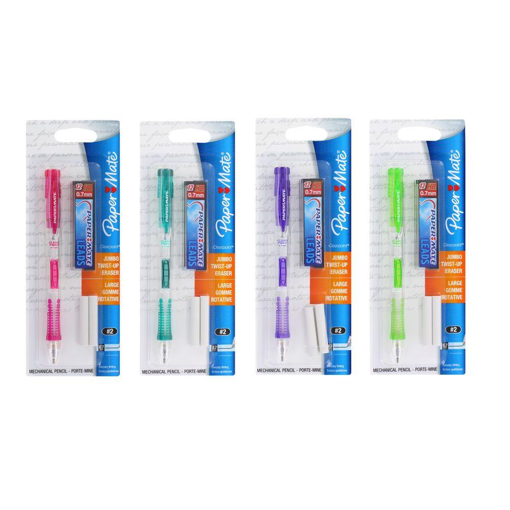 Pilot Color Eno 7mm Automatic Mechanical Pencil 8 Color Set