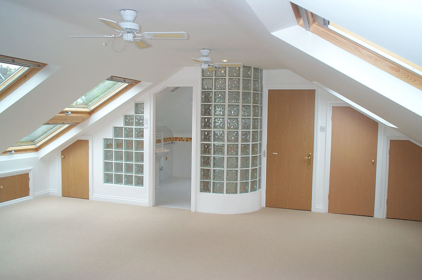Loft bedroom with ensuite  Attic conversion for bedroom with en suite  house ideas