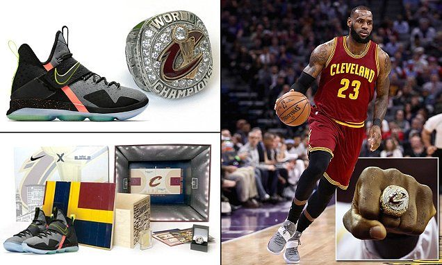 Nike's latest Lebron sneakers are selling for more than 2k LeBron