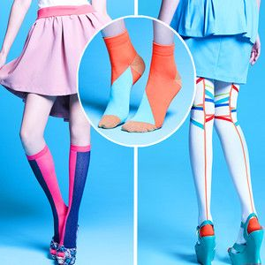 Eclectic soks Therapy by Da-Sein-Perfect Therapy for Winter days